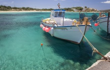 Le Pirée - Sérifos, découverte de la côte Est