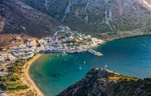 Sifnos : Le Profitis Ilias